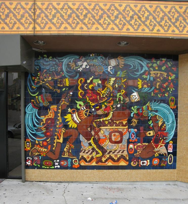 Image: Ofrenda Maya I