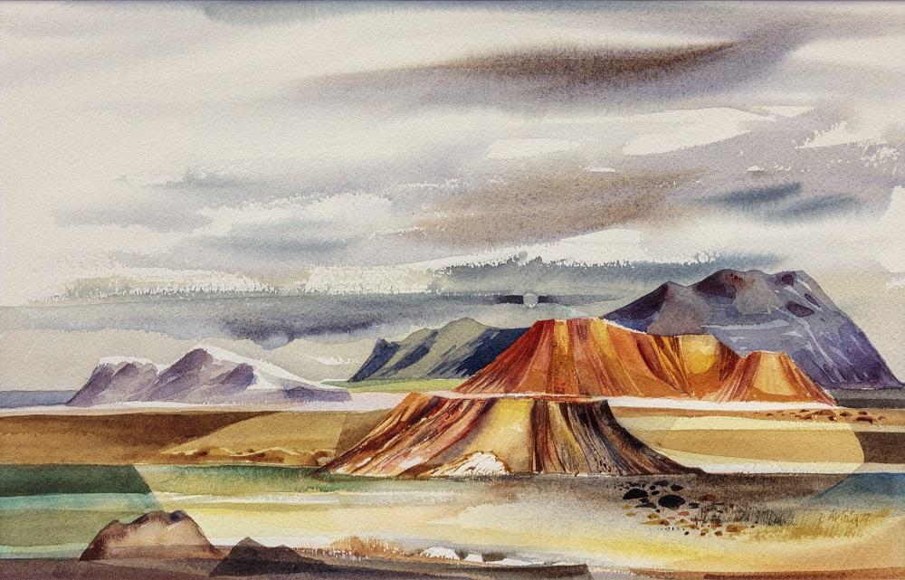 Image: Desert Mountains