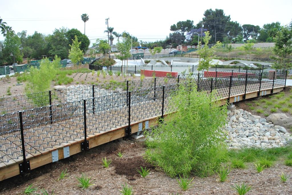 Image: Bridge Railing