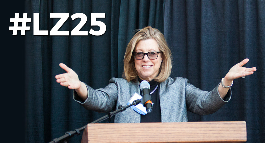 Laura Zucker - #LZ25