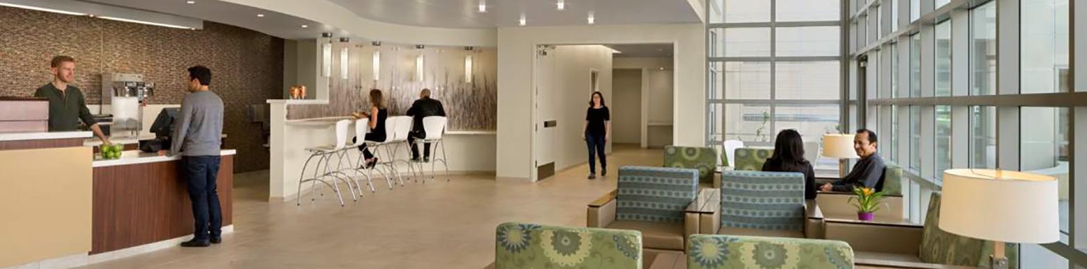 MLK Behavioral Center Lobby