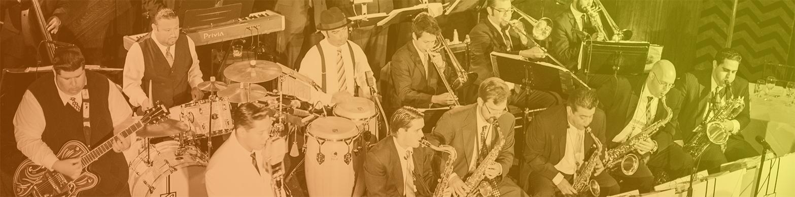 The Wiseguys Big Band Machine