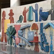The Organic Infrastructure of a Living Community by Geoff McFetridge