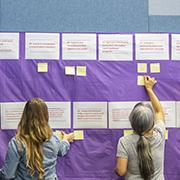 Creative Workshop force Development Convening