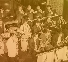 The Wiseguys Big Band Machine