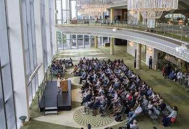2019 Arts Intern Summit