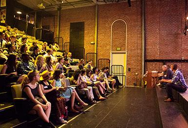 Arts Internship Program - Eligibility