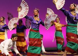 Kayamanan Ng Lahi Philippine Folk Arts