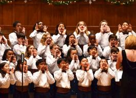 Pasadena Christian School Children's Choir—Joyful Sounds