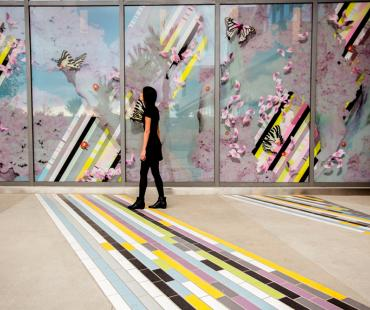 Inverted Landscapes by Elena Manferdini