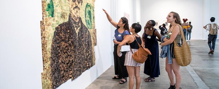 2018 Arts Internship Summit