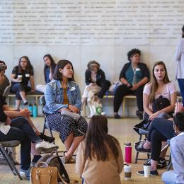 2019 Arts Intern Summit