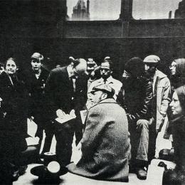'The Artist's Contract' Seminar