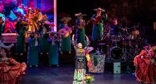 Lila Downs Dia De Muetros Al Chile