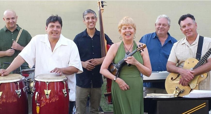 Susie Hansen Latin Band
