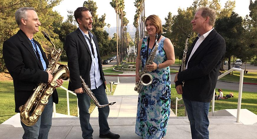 City of Angels Saxophone Quartet