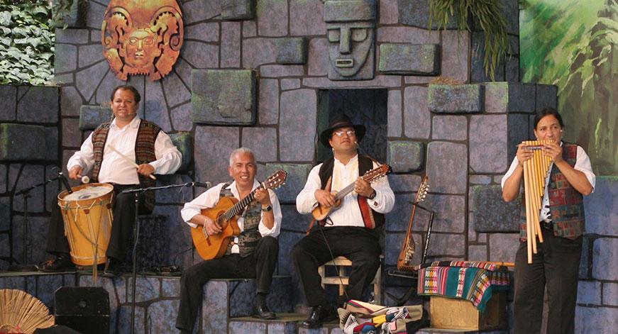 INCA, the Peruvian Ensemble